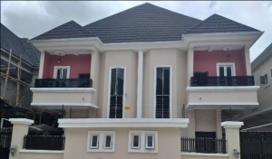 Magnificently Well Finished 4 Bedrooms Semi Detached Duplex For Sale 4 bedroom Semi-Detached Duplex for Sale Lekki Lagos Vetra  Property