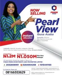 Pearl View Luxurious Estate Asaba Mixed Land for Sale Asaba Delta Vetra  Property