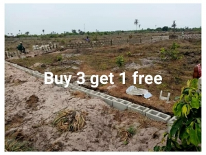 Buy 3 And Get 1 Free Land In Asaba Mixed Land for Sale Asaba Delta Vetra  Property