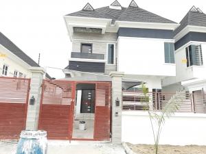 A Massive 5bedroom Detached House With A Room Bq Inside An In Estate Lekki 5 bedroom Detached Duplex for Sale Lekki Lagos Vetra  Property