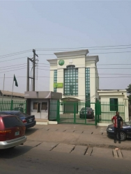 An Office Space On 2 Floors With An Ample Parking Space,  Office Space for Rent Mushin Lagos Vetra  Property