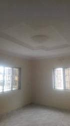 A Newly Built Minni Flat For Rent 2minutes Walk From The Gate Mini Flat for Rent Ajah Lagos Vetra  Property