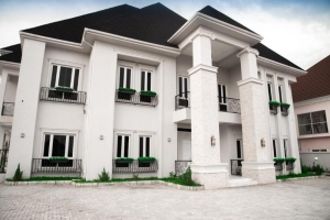 6 Bedroom Duplex With 6 Living Room And Bq 6 bedroom House for Sale Gwarinpa Abuja Vetra  Property