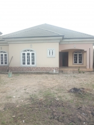 Brand New 4bedroom Bungalow With Bq In Rukpokwu In Ph 4 bedroom Detached Bungalow for Sale Port Harcourt Rivers Vetra  Property