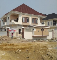Newly Built Tastefully Finished 4 Bedroom Semi Detached Duplex For Sale 4 bedroom Semi-Detached Duplex for Sale Ajah Lagos Vetra  Property