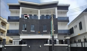 Brand New Lavishly 4 Bedrooms Semi Detached Duplex For Sale 4 bedroom House for Sale Lekki Lagos Vetra  Property