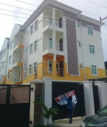 Brand New 3 Bedroom Well Finished Apartments  For Rent At Ikate_ Elegushi 4 bedroom Flat for Rent Lekki Lagos Vetra  Property