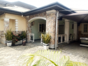 For Sale Luxury Detached 4 Bedroom Bungalow With Federal Light  4 bedroom Detached Bungalow for Sale Port Harcourt Rivers Vetra  Property