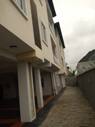 Paradise Newly Built All Rooms Ensuite 2 Bedrooms With 24 Hours Light  2 bedroom Flat for Rent Ajah Lagos Vetra  Property