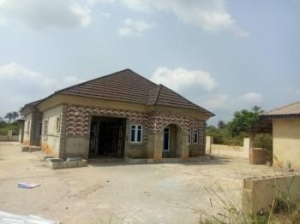 Land For Sale In An Already Habited Area Mixed Land for Sale Owode Ogun Vetra  Property