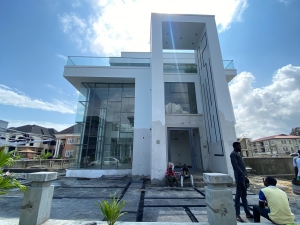 Newly Built 5 Bedroom Detached Duplex. 5 bedroom Detached Duplex for Sale Lekki Lagos Vetra  Property
