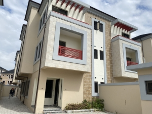 Newly Built 5 Bedroom Semidetached Duplex With A Bq 5 bedroom Detached Duplex for Sale Ikoyi Lagos Vetra  Property