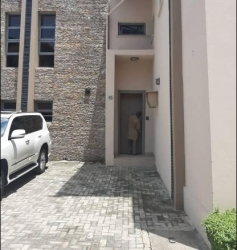 4bedroom Townhouse Sitting On Two Floors With An Attached Bq For Sale 4 bedroom House for Sale Lekki Lagos Vetra  Property