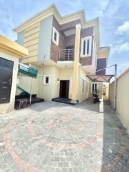 4 Bedroom Semi Detached Duplex  4 bedroom Semi-Detached Duplex for Rent Lekki Lagos Vetra  Property