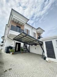 Brilliant 4 Bedroom Semi Detached Duplex  4 bedroom Semi-Detached Duplex for Sale Lekki Lagos Vetra  Property