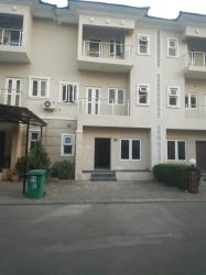 For Sale New 4bedroom Terrace Duplex Wt A Bq In A Mini-estate At Main Gwarinpa 4 bedroom Terraced Duplex for Sale Gwarinpa Abuja Vetra  Property