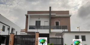 New 5bedroom Fully Detached Duplex With Bq At 2nd Toll Gate For Sale 5 bedroom Detached Duplex for Sale Lekki Lagos Vetra  Property
