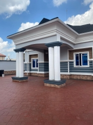 Exclusively Finished 5bedroom Bungalow With Fitted Kitchen In An Nice Estate In Ajah . 5 bedroom Detached Bungalow for Sale Ajah Lagos Vetra  Property