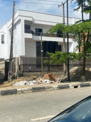 Brand New 5bedroom Detached House Available For Sale Off Kingsway Road Old Ikoyi,lagos.  5 bedroom Detached Duplex for Sale Ikoyi Lagos Vetra  Property