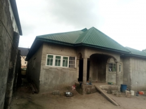 Newly Built Three Bedroom Bungalow With Bq 3 bedroom House for Sale Warri Delta Vetra  Property