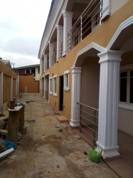 Newly Built 3 Bedroom Flat To Let At Felele 3 bedroom Flat for Rent Ibadan Oyo Vetra  Property