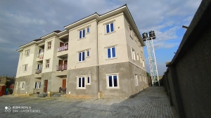 Lovely And Newly Built 3 Bedroom Flat At Jahi 3 bedroom Mini Flat for Sale Jahi Abuja Vetra  Property
