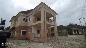Standard 5 Bedroom Duplex With Excellent Facilities No Bq 5 bedroom Detached Duplex for Rent Gwarinpa Abuja Vetra  Property