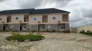 Lovely And Newly Built Serviced 2 Bedroom Terrace Duplex 2 bedroom Terraced Duplex for Rent Gwarinpa Abuja Vetra  Property