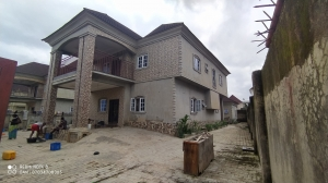 5 Bedrooms Fully Detached Duplex With Bq  5 bedroom Detached Duplex for Sale Gwarinpa Abuja Vetra  Property