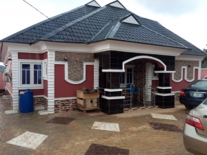 A Newly Built And Tastefully Finished 4-bedroom Bungalow With All Modern Facilities At Kolobo Alafara Area, Ibadan 4 bedroom Detached Bungalow for Sale Ibadan Oyo Vetra  Property