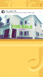 Duplex House 4 bedroom Detached Duplex for Sale Lugbe District Abuja Vetra  Property