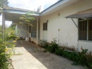 Nice 4 Bedroom Bungalow On 2 Plots Of Land In A Serene Environment 4 bedroom Detached Bungalow for Sale Ibadan Oyo Vetra  Property