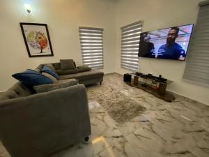 Luxurious 2 Bedroom Duplex  2 bedroom Self Contained for Short let Lekki Lagos Vetra  Property
