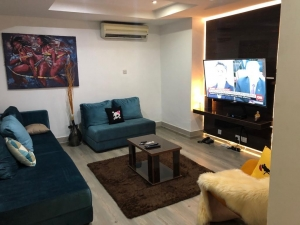 Luxurious One Bedroom Flat Self Contained for Short let Ikoyi Lagos Vetra  Property