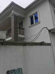 A Newly Built Two Bedroom Apartment  2 bedroom Flat for Rent Isolo Lagos Vetra  Property