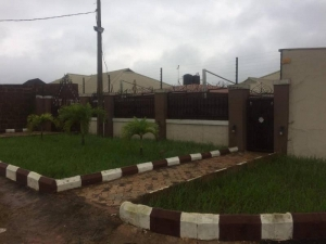 Super Standard 3bedrooms Bungalow, With Nice Finishing! 3 bedroom Detached Bungalow for Sale Oredo Edo Vetra  Property