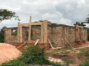 Uncompleted 3bedroom Flat Bungalow Built To Roofing Level For Sale 3 bedroom Detached Bungalow for Sale Oredo Edo Vetra  Property