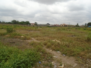 A Prime Fenced Land Measuring 9,817sqm Commercial Land for Sale Agege Lagos Vetra  Property