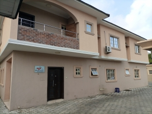 3 Bedroom Flat For Corporate Office (self Serviced) Office Space for Rent Lekki Lagos Vetra  Property