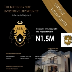 Ibeju Royal County Residential Land for Sale Lekki Lagos Vetra  Property