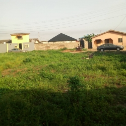 A Piece Of Land With A Twin Two Bedroom Flat Residential Land for Sale Mowe Ofada Ogun Vetra  Property