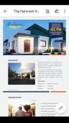 The Fairmont Home Lot Alagbado 400.0  of Land for Sale Agege Lagos Vetra  Property
