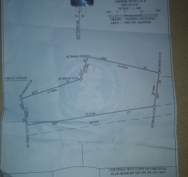 4 Plots Located At Malaysian Estate Irete Mixed Land for Sale Owerri Imo Vetra  Property