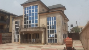 5 Bedroom Duplex Situated On A 500 Square Meters Of Land 5 bedroom Detached Duplex for Sale Owerri Imo Vetra  Property