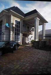 Newly Built Duplex Of 5 Bedrooms All Ensuite With Modern Facilities 5 bedroom Detached Duplex for Sale Owerri Imo Vetra  Property