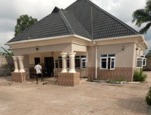 Well Finished 5 Bedroom Bungalow 5 bedroom Detached Bungalow for Sale Owerri Imo Vetra  Property