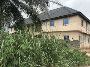 70% Completed 4 Units Of 3 Bedroom Flats 10 bedroom Mini Flat for Sale Owerri Imo Vetra  Property