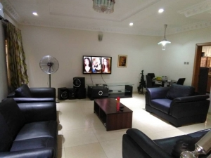Luxury 4 Bedroom Terraced Duplex 4 bedroom Terraced Duplex for Short let Lekki Lagos Vetra  Property