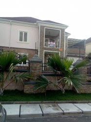 Newly Build Luxury 4bedroom Fully Detached Duplex With 2rooms Bq, Gym & Swimming Pool 4 bedroom Detached Duplex for Rent Asokoro Abuja Vetra  Property