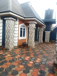 Sleek House For Sale,bungalow 3 bedroom Terraced Bungalow for Sale Owerri Imo Vetra  Property